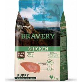 Puppy Medium & Large Sans Céréales Poulet pour Chiot de moyenne et grande taille