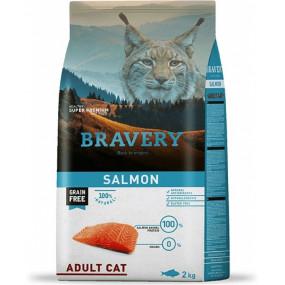 Adult Cat Sans Céréales au Saumon pour Chat Adulte
